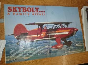 A finished Skybolt