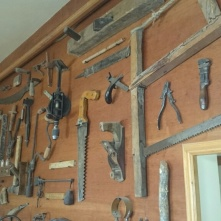 Carpenter tool collection