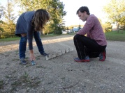 "Ingrid explaining ""game of bones"" to Neil"