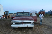 Brad and his truck