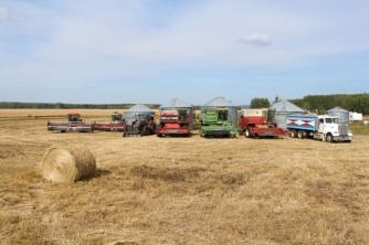 The harvest 2014 line up