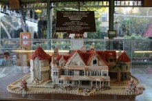 Gingerbread Version of the Mystery House