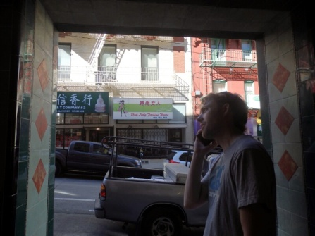 In China Town, SF
