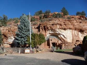 Moqui Cave Utah