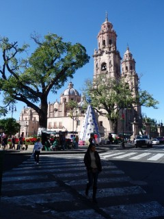 Church in Morelia