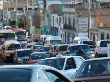 Mexican traffic