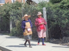 Older ladies in Cieneguillas