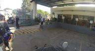 Entering Guatemala