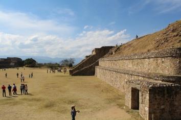 Mt Alban Oaxaca