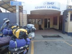 Importing the bike to Guatemala