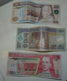 Guatemalan cash