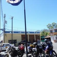 Honduran border