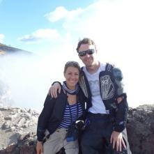 Masaya vulcano