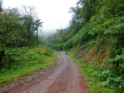 Road to the Rio Celeste