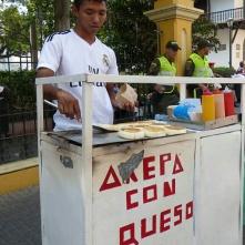 """Streetfood """"Arepas"""""""