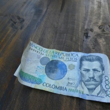 Colombian cash