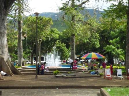 San Gil Central Square