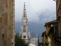 Santario Nuestra Senora del Carmen church