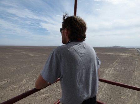 Viewing the Nazca Lines