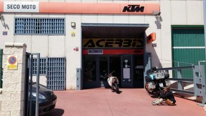 KTM Madrid