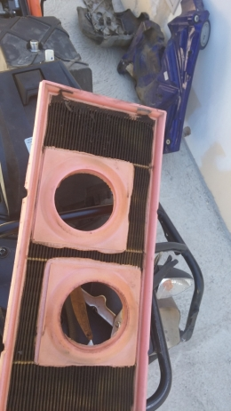 This is what South America will do to your air filter.